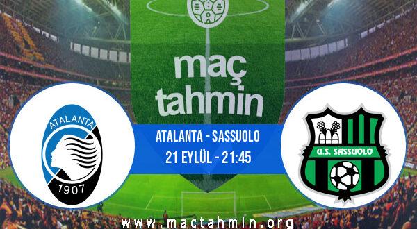 Atalanta - Sassuolo İddaa Analizi ve Tahmini 21 Eylül 2021