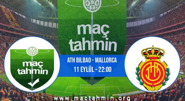 Ath Bilbao - Mallorca İddaa Analizi ve Tahmini 11 Eylül 2021