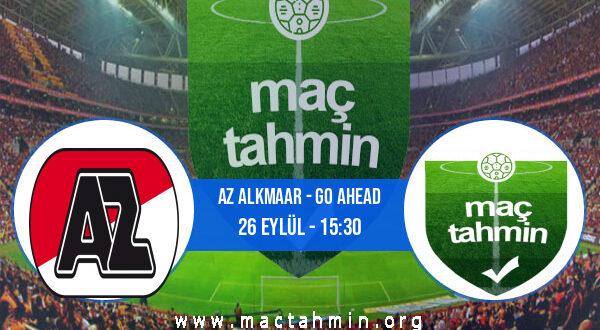 AZ Alkmaar - Go Ahead İddaa Analizi ve Tahmini 26 Eylül 2021