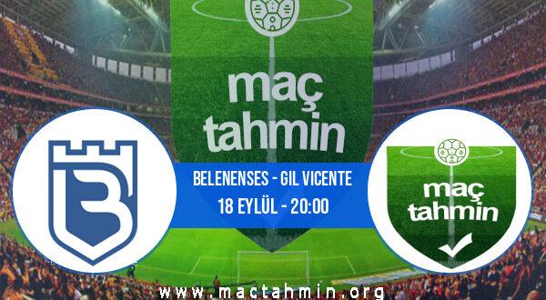 Belenenses - Gil Vicente İddaa Analizi ve Tahmini 18 Eylül 2021