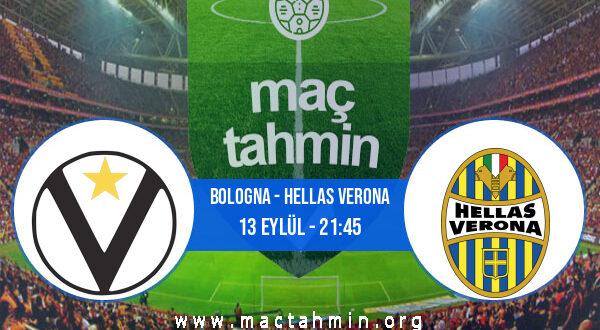 Bologna - Hellas Verona İddaa Analizi ve Tahmini 13 Eylül 2021