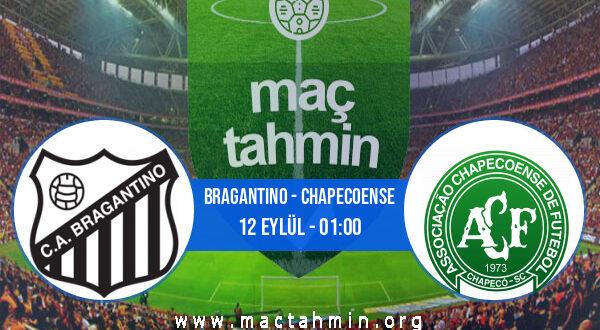 Bragantino - Chapecoense İddaa Analizi ve Tahmini 12 Eylül 2021