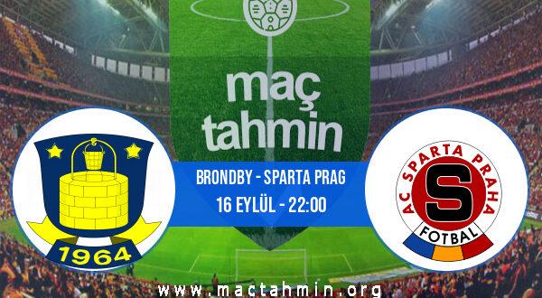 Brondby - Sparta Prag İddaa Analizi ve Tahmini 16 Eylül 2021