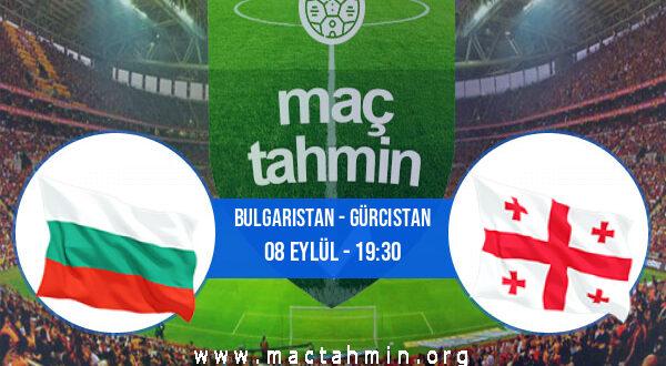 Bulgaristan - Gürcistan İddaa Analizi ve Tahmini 08 Eylül 2021