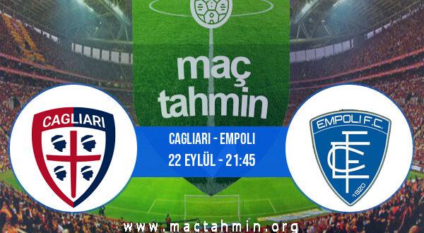 Cagliari - Empoli İddaa Analizi ve Tahmini 22 Eylül 2021