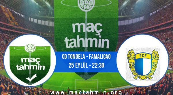 CD Tondela - Famalicao İddaa Analizi ve Tahmini 25 Eylül 2021