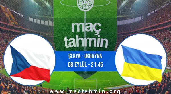 Çekya - Ukrayna İddaa Analizi ve Tahmini 08 Eylül 2021