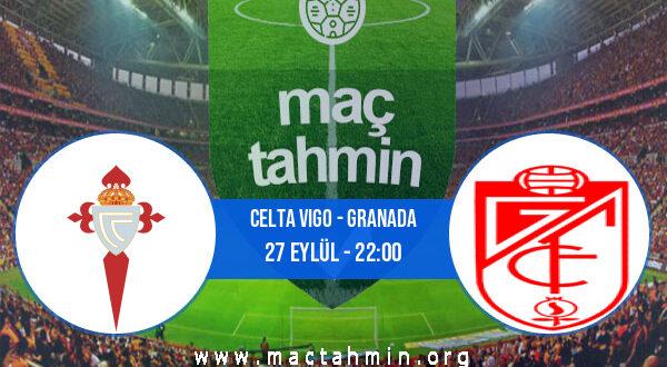 Celta Vigo - Granada İddaa Analizi ve Tahmini 27 Eylül 2021