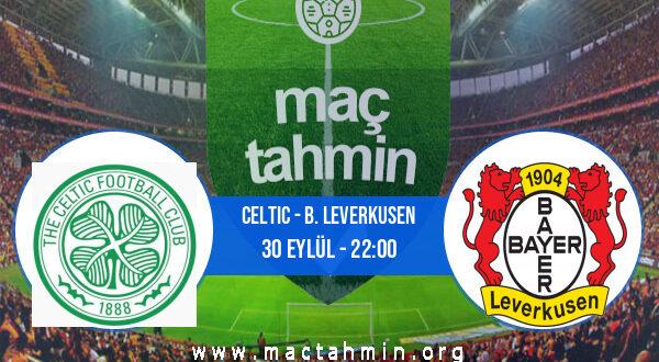 Celtic - B. Leverkusen İddaa Analizi ve Tahmini 30 Eylül 2021