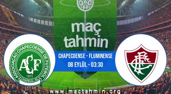 Chapecoense - Fluminense İddaa Analizi ve Tahmini 08 Eylül 2021