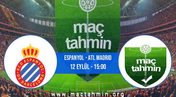 Espanyol - Atl Madrid İddaa Analizi ve Tahmini 12 Eylül 2021