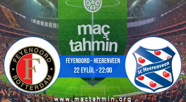 Feyenoord - Heerenveen İddaa Analizi ve Tahmini 22 Eylül 2021