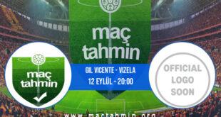 Gil Vicente - Vizela İddaa Analizi ve Tahmini 12 Eylül 2021