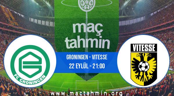 Groningen - Vitesse İddaa Analizi ve Tahmini 22 Eylül 2021
