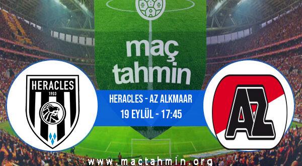 Heracles - AZ Alkmaar İddaa Analizi ve Tahmini 19 Eylül 2021
