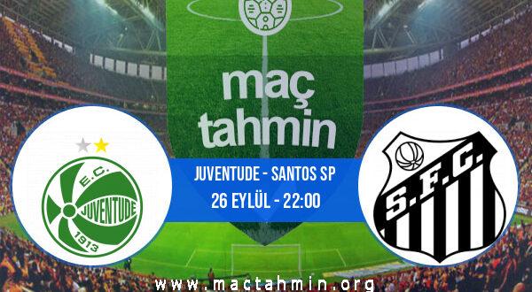 Juventude - Santos SP İddaa Analizi ve Tahmini 26 Eylül 2021