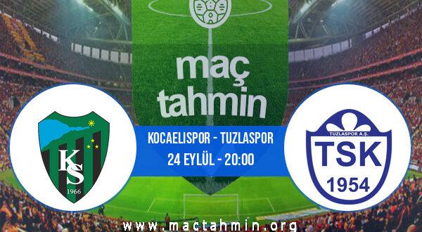 Kocaelispor - Tuzlaspor İddaa Analizi ve Tahmini 24 Eylül 2021