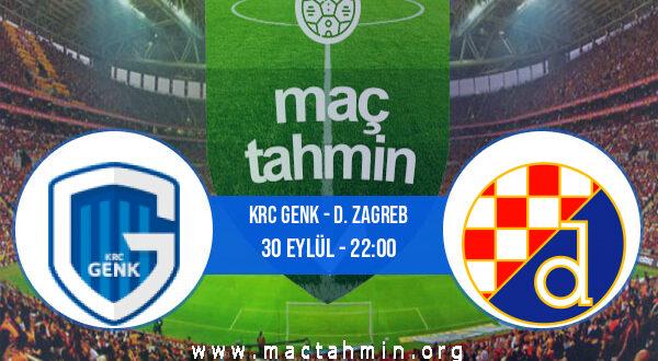 KRC Genk - D. Zagreb İddaa Analizi ve Tahmini 30 Eylül 2021