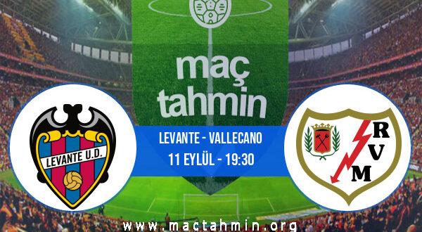 Levante - Vallecano İddaa Analizi ve Tahmini 11 Eylül 2021
