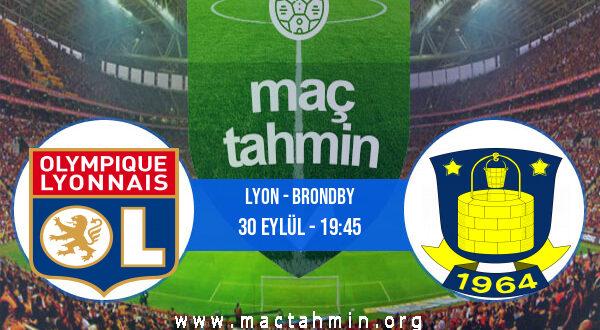 Lyon - Brondby İddaa Analizi ve Tahmini 30 Eylül 2021