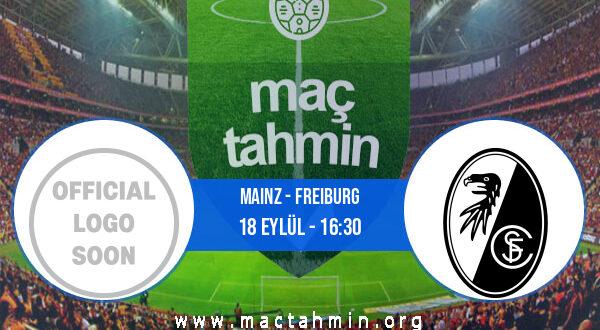Mainz - Freiburg İddaa Analizi ve Tahmini 18 Eylül 2021