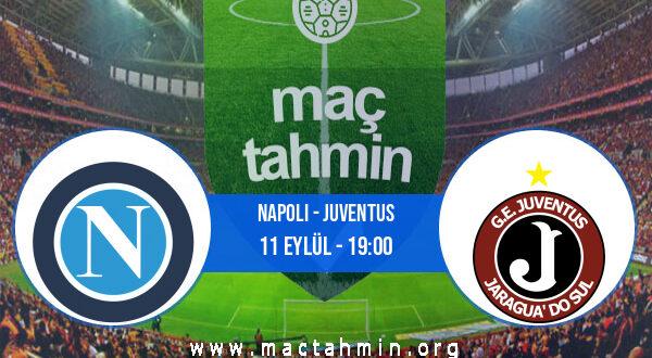 Napoli - Juventus İddaa Analizi ve Tahmini 11 Eylül 2021