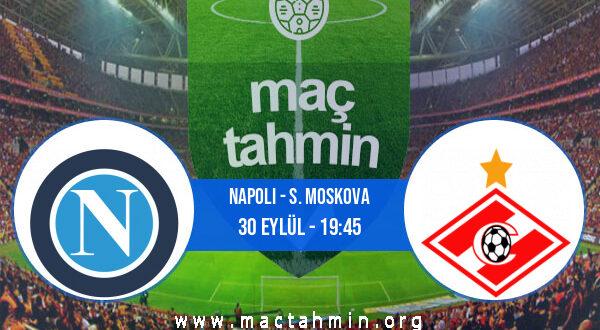 Napoli - S. Moskova İddaa Analizi ve Tahmini 30 Eylül 2021