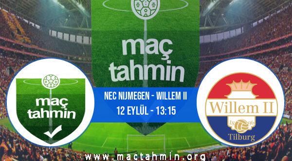NEC Nijmegen - Willem II İddaa Analizi ve Tahmini 12 Eylül 2021