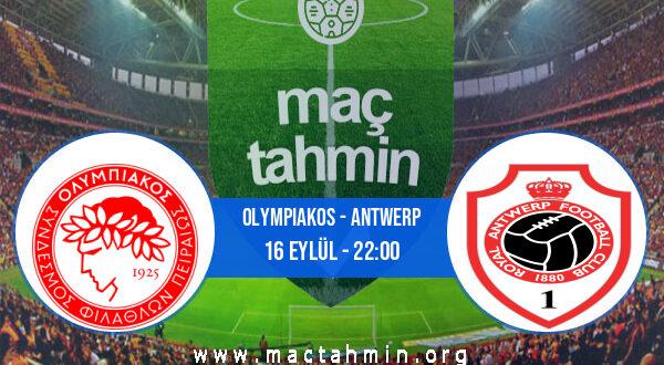 Olympiakos - Antwerp İddaa Analizi ve Tahmini 16 Eylül 2021