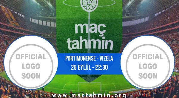 Portimonense - Vizela İddaa Analizi ve Tahmini 26 Eylül 2021