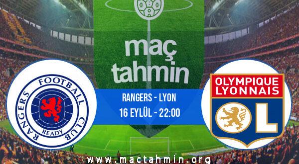 Rangers - Lyon İddaa Analizi ve Tahmini 16 Eylül 2021