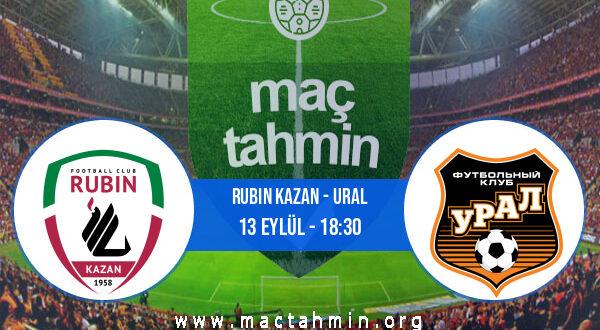 Rubin Kazan - Ural İddaa Analizi ve Tahmini 13 Eylül 2021