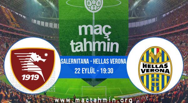 Salernitana - Hellas Verona İddaa Analizi ve Tahmini 22 Eylül 2021