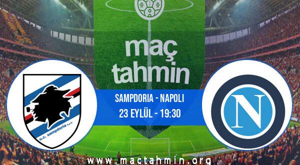 Sampdoria - Napoli İddaa Analizi ve Tahmini 23 Eylül 2021