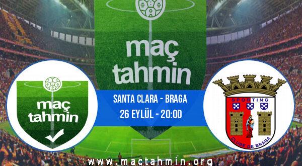 Santa Clara - Braga İddaa Analizi ve Tahmini 26 Eylül 2021