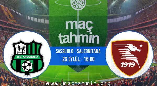 Sassuolo - Salernitana İddaa Analizi ve Tahmini 26 Eylül 2021