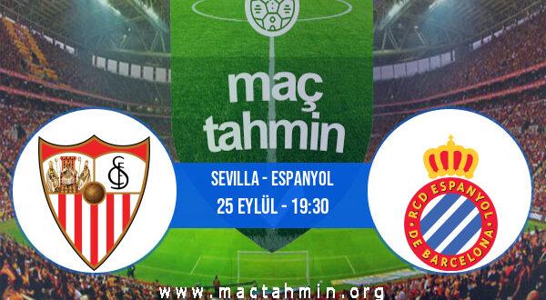 Sevilla - Espanyol İddaa Analizi ve Tahmini 25 Eylül 2021