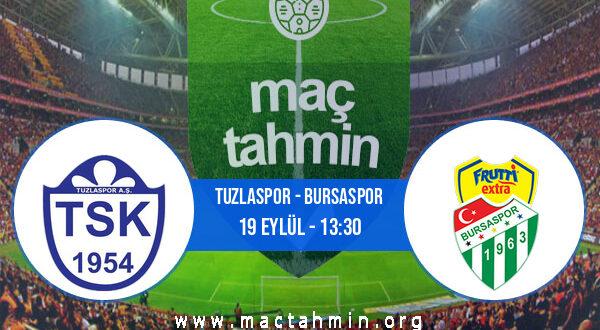 Tuzlaspor - Bursaspor İddaa Analizi ve Tahmini 19 Eylül 2021