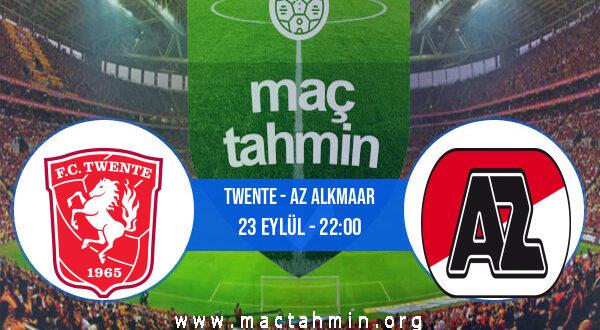 Twente - AZ Alkmaar İddaa Analizi ve Tahmini 23 Eylül 2021