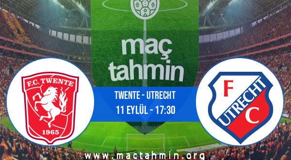 Twente - Utrecht İddaa Analizi ve Tahmini 11 Eylül 2021