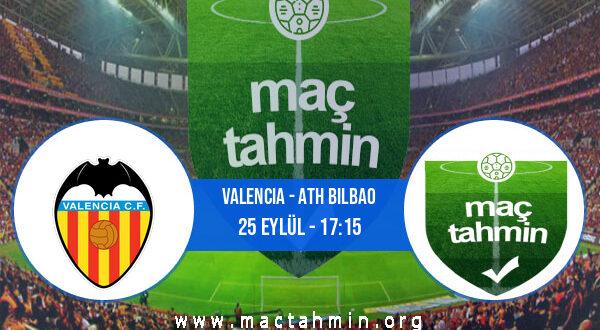 Valencia - Ath Bilbao İddaa Analizi ve Tahmini 25 Eylül 2021