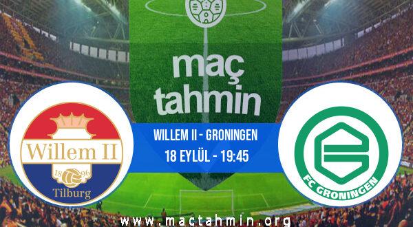 Willem II - Groningen İddaa Analizi ve Tahmini 18 Eylül 2021