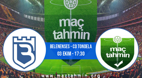 Belenenses - CD Tondela İddaa Analizi ve Tahmini 03 Ekim 2021