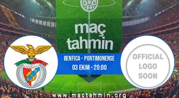 Benfica - Portimonense İddaa Analizi ve Tahmini 03 Ekim 2021