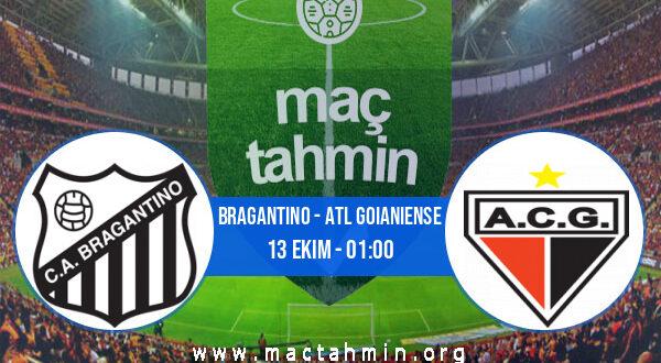 Bragantino - Atl Goianiense İddaa Analizi ve Tahmini 13 Ekim 2021