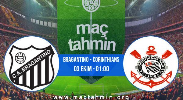 Bragantino - Corinthians İddaa Analizi ve Tahmini 03 Ekim 2021