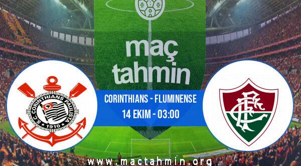 Corinthians - Fluminense İddaa Analizi ve Tahmini 14 Ekim 2021