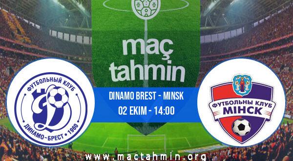Dinamo Brest - Minsk İddaa Analizi ve Tahmini 02 Ekim 2021