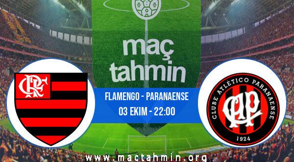 Flamengo - Paranaense İddaa Analizi ve Tahmini 03 Ekim 2021
