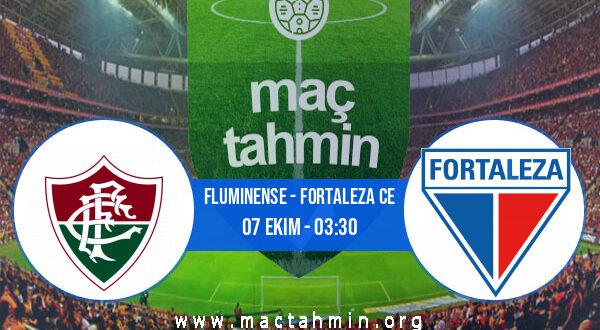 Fluminense - Fortaleza CE İddaa Analizi ve Tahmini 07 Ekim 2021